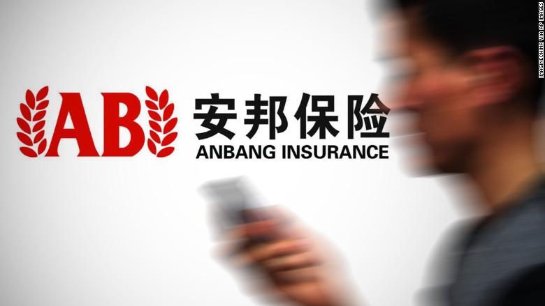 anbang insurance china