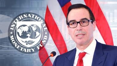 Tax reform, North Korea top U.S. agenda at IMF/World Bank meetings