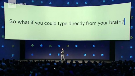 Facebook building tech to help you to type with your brain and 'hear' with your skin