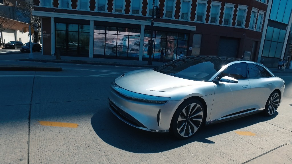 Lucid Motors wants to beat Tesla at its own game