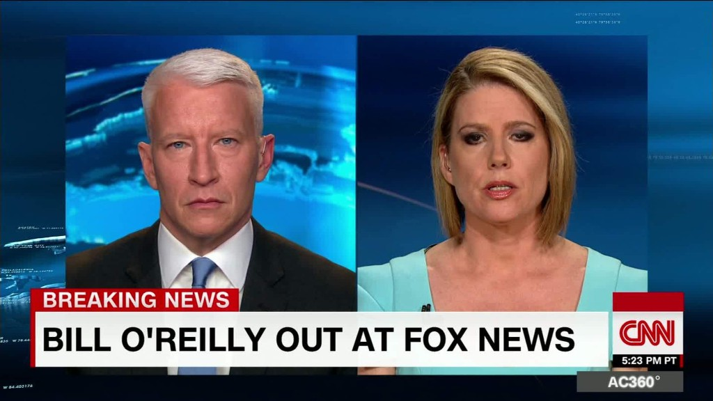 Ex-Fox analyst: Bill O'Reilly was untouchable