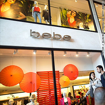 6b78ea6e6e Bebe is closing all its stores, the latest casualty in retail