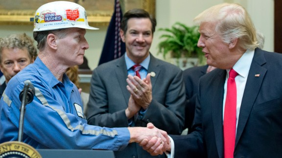 Trump's coal rescue threatened by cheap natural gas