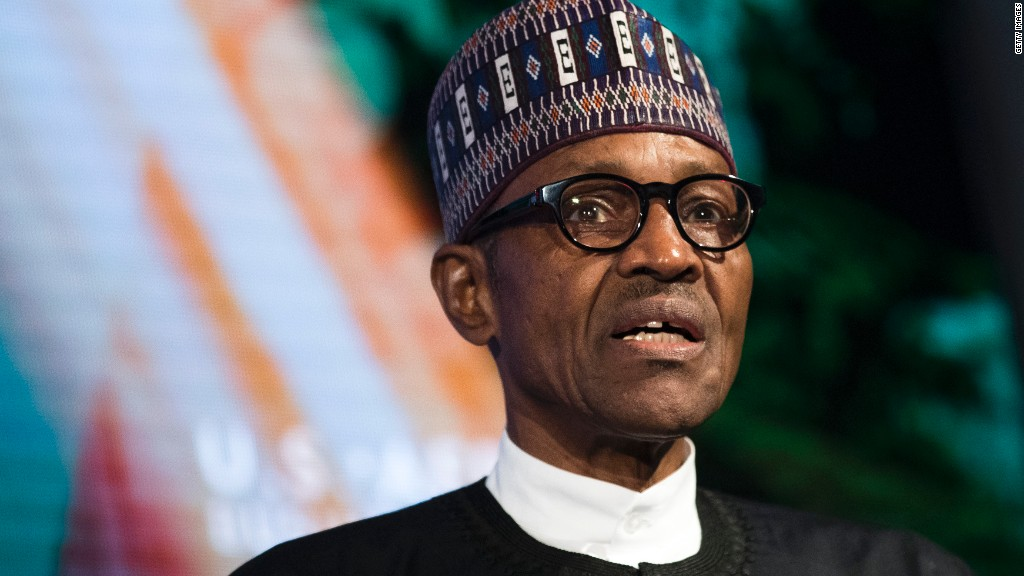 Nigeria's rocky political landscape