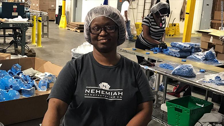 nehemiah manufacturing felicia