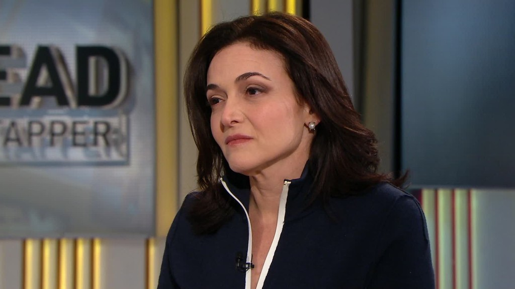 Sheryl Sandberg: 'No one gets through these things alone'