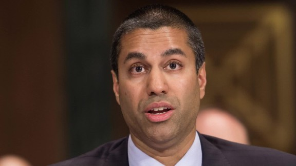 FCC chair unveils plan to roll back net neutrality