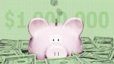 How do I retire with $1 million?
