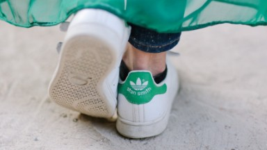 Adidas is running circles around its competition