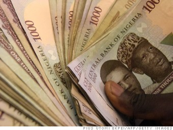 Pounds To Naira Black Market >> Nigeria S Cash Problem Multiple Exchange Rates Wild Swings