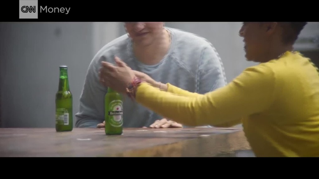 Heineken ad attempts to bridge divides