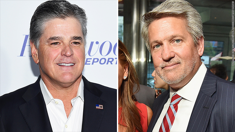 sean hannity bill shine