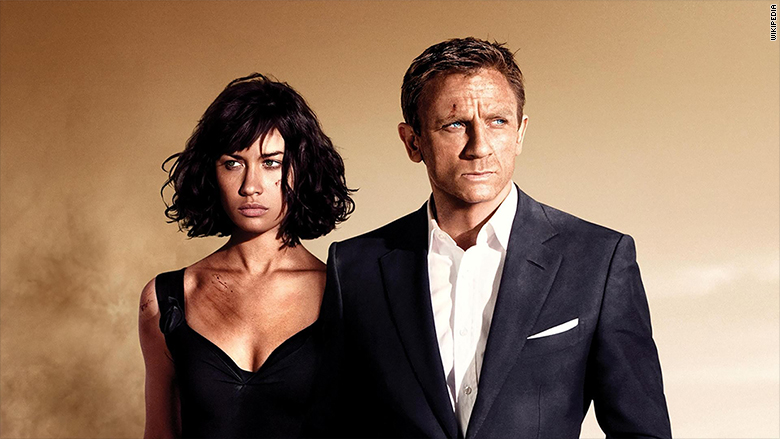 writers strike history quantum of solace