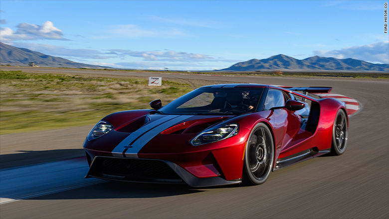 Ford Gt Street Cars In The S