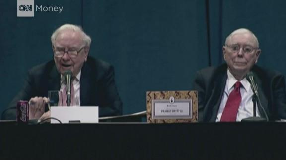 'I blew it': Warren Buffett laments missing out on Google