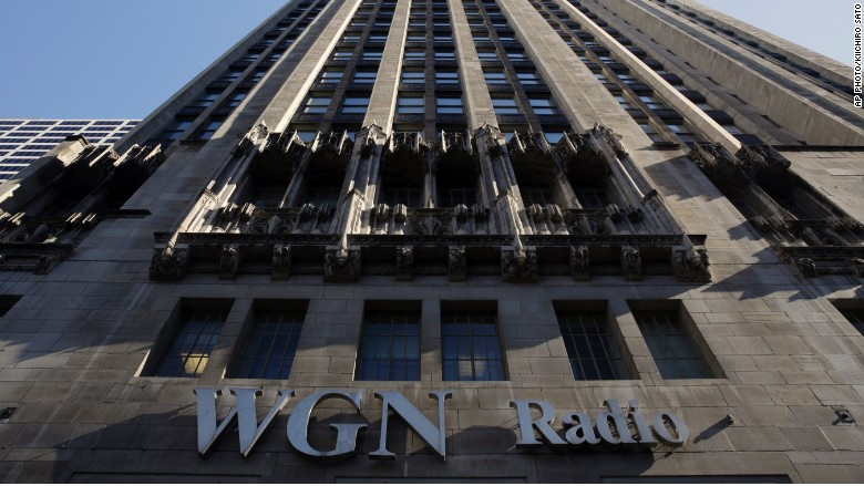 tribune tower media
