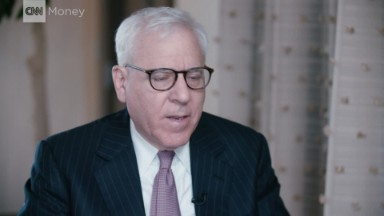 Rubenstein: CEOs can live with Trump's tweets