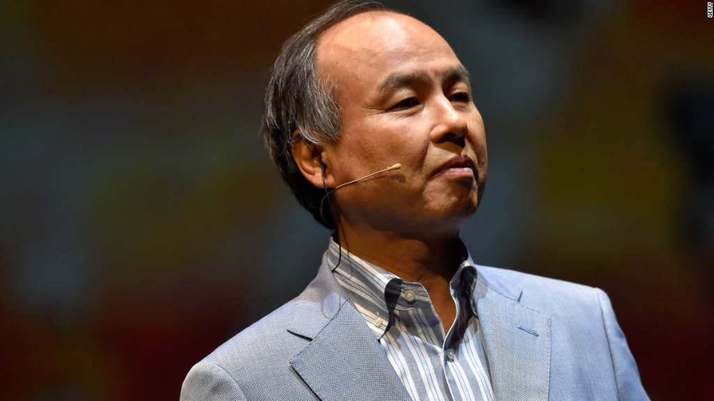 Meet 'crazy' tech tycoon Masayoshi Son