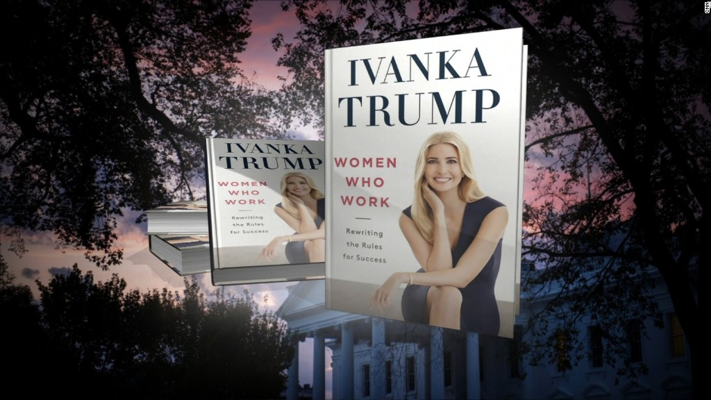 Critics pan Ivanka Trump's new book