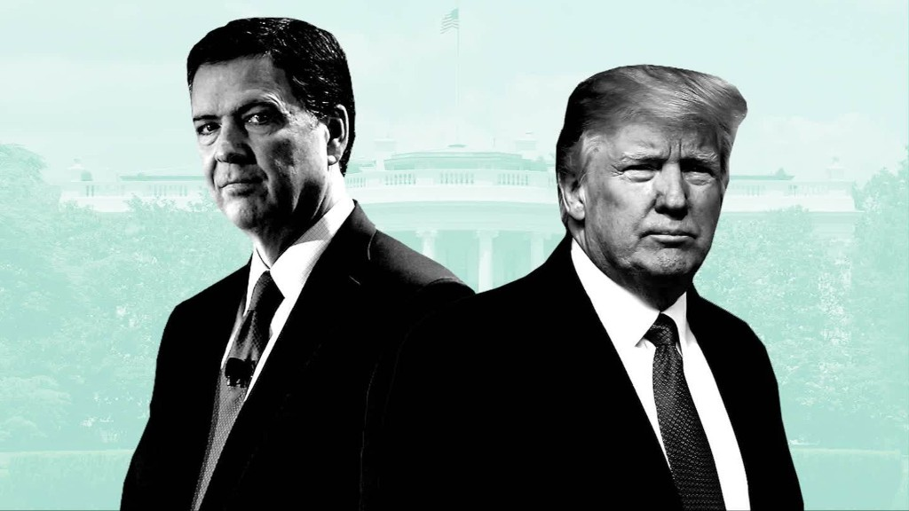 Trump tells NBC he planned to fire Comey