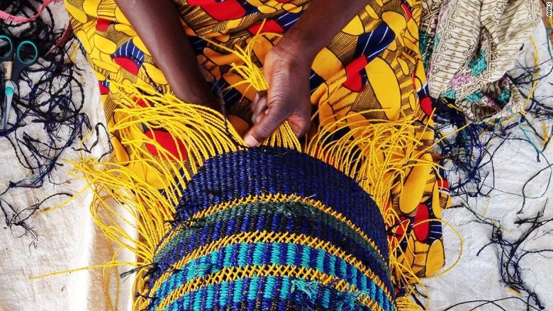 AAKS weaving