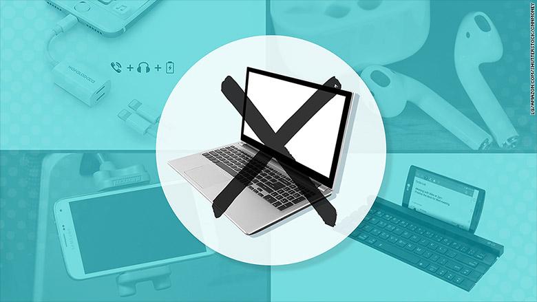 gadgets laptop ban