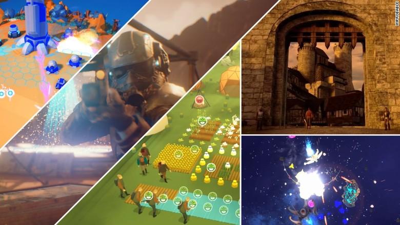 improbable uk startup virtual worlds gaming