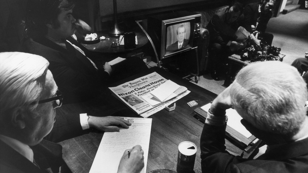 Reporting advice from the Watergate pros