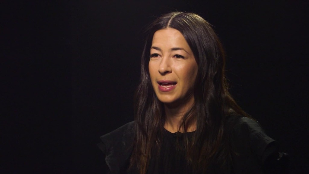 Millennial fashion designer Rebecca Minkoff: 'Our consumer chose us'