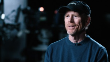 Ron Howard wants to make scientists cool