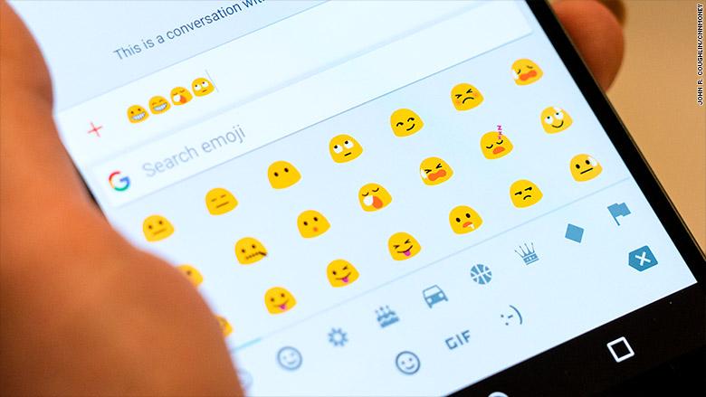 google blob emojis