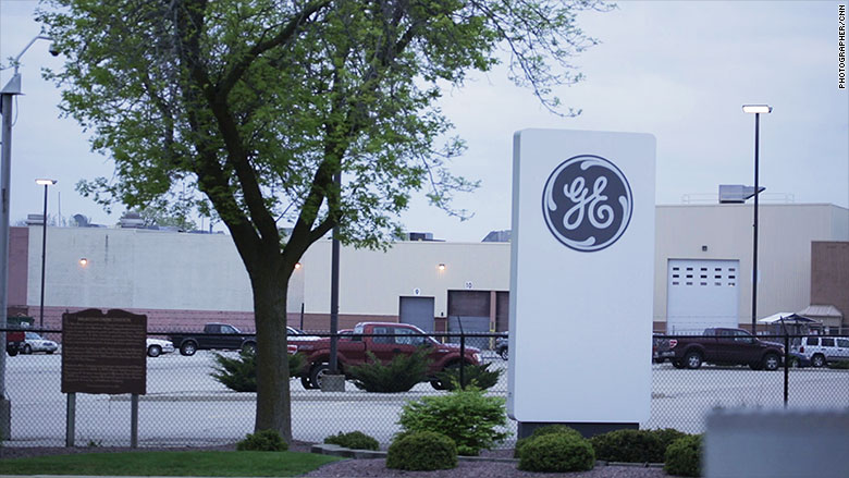 wisconsin ge factory