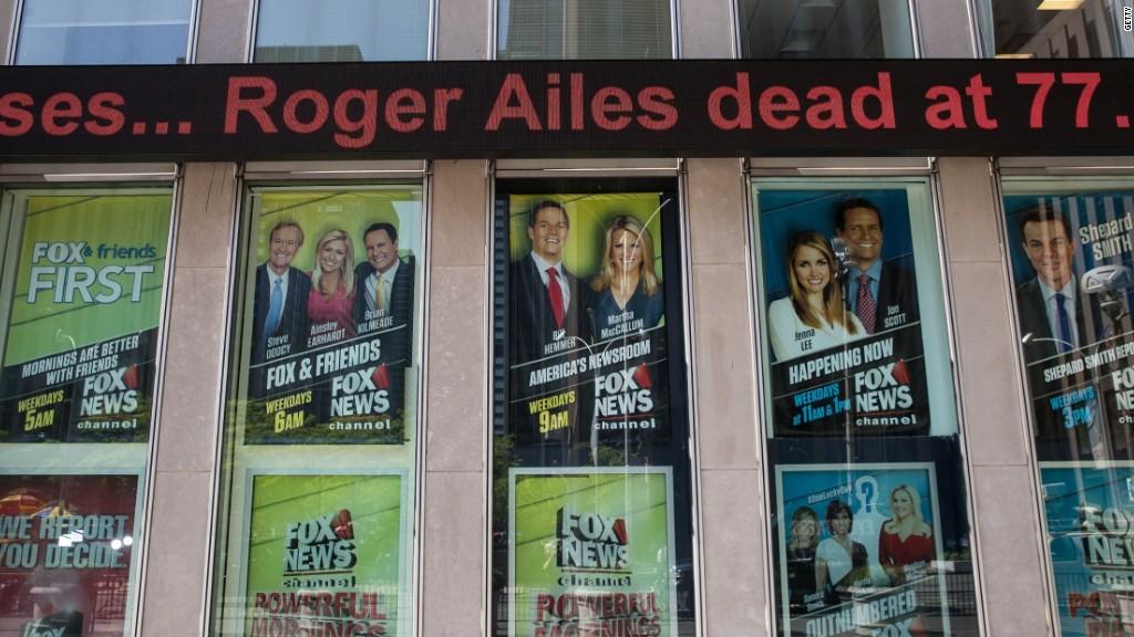 Fox News in a post-Ailes era