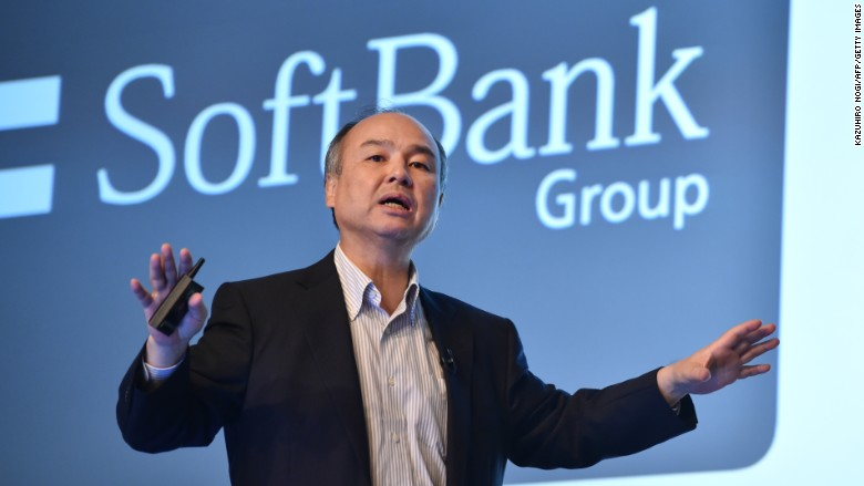 SoftBank CEO gives up control to make Sprint's merger with T-Mobile happen