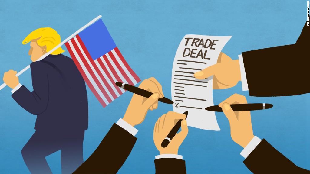 Obama's US Trade Representative rebuffs Trump's claims