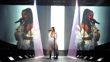 Ariana Grande suspends tour following Manchester terror attack