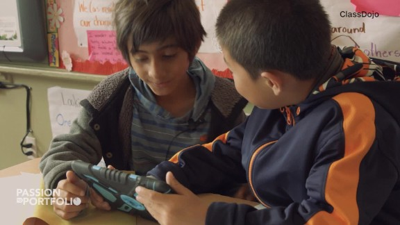 This app gives parents a real-time view of the classroom