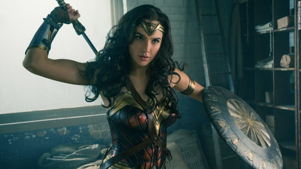 Movie Pass: Gal Gadot is 'Wonder Woman'