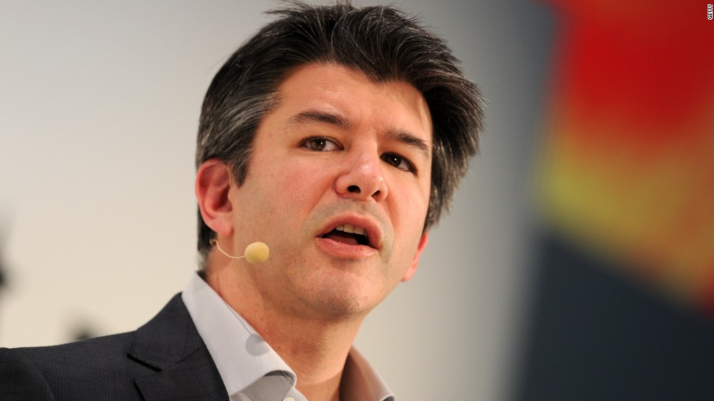 Uber CEO's mother dies in boating accident