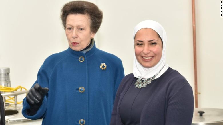 Razan alsous princess royal