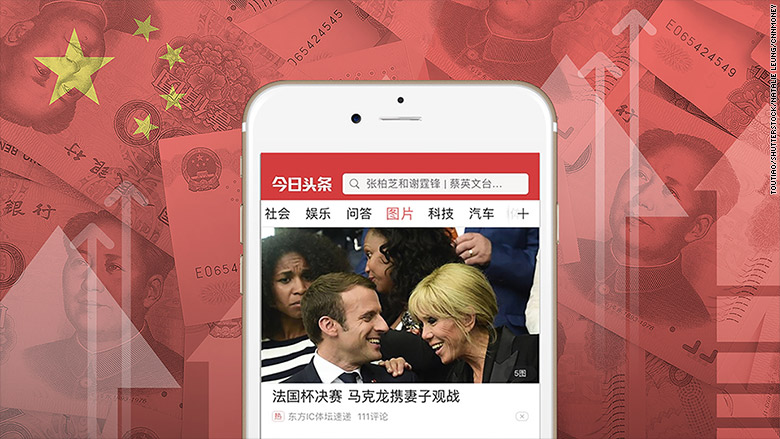 China's $11B app that wants to organize the world's information