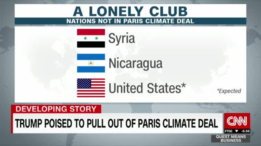 Will we always have Paris? #COP21