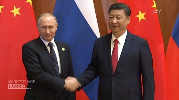 Putin meets Xi: Two economies, only one to envy