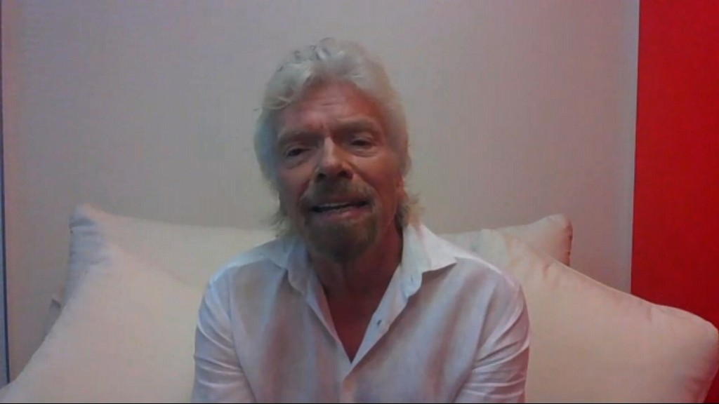 Richard Branson: Trump's Paris exit 'a horrible loss'