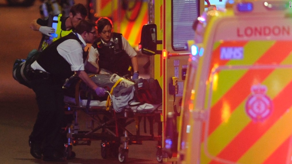 London terror attacks: How they unfolded