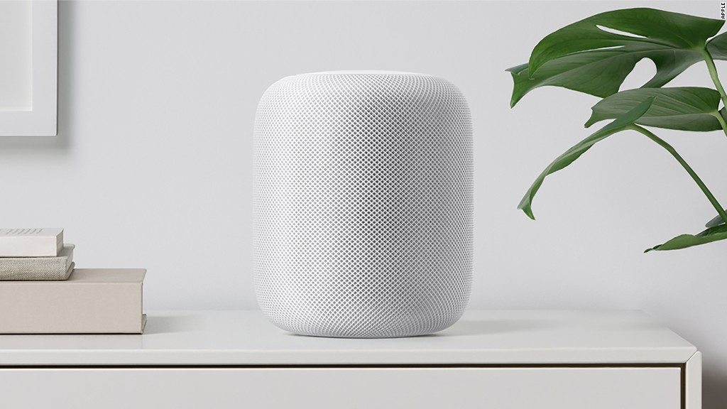 Watch out, Echo: Apple announces HomePod speaker