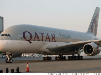 Qatar airways fires back at arab neighbors with no borders ad
