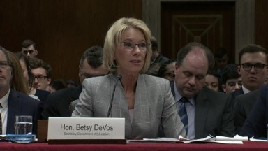 States sue Betsy DeVos over student loan rule delay