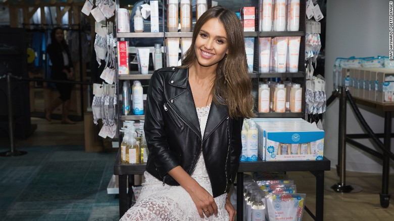 Jessica Albas The Honest Company Cant Catch A Break