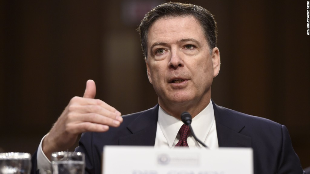 Comey called out Trump untruths multiple times